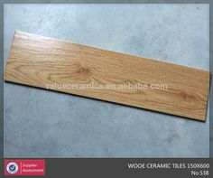 150X600 Hot Selling Rustic Matt Surface Wood Effect Interior Wall Tile