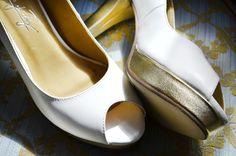 Wedding shoes. Elizabeth & David's wedding. Steven Josty Photography. www,sjostyphotography.co.uk