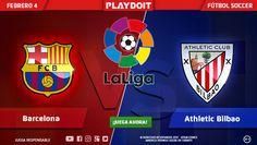 Febrero es el mejor mes para que te registres y apuestes en fútbol: FC Barcelona vs Athletic Club ⚽ ¡Regístrate ya!  > http://www.playdoit.com