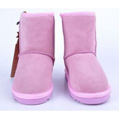 Ugg Classic Short Kids Boot 5281 Pink