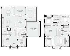 New Home Floor Plans