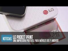 Impresora LG Ios, Android, Phone, Tecnologia, Telephone, Mobile Phones