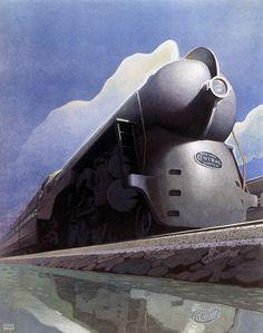 Machine Age and Art Deco