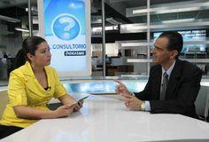 La periodista Pamela Saravia conversa con el especialista Dr. Byron Sánchez sobre los tratamientos con células madre en Guatemala.