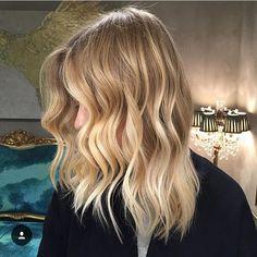 Honey kissed blonde