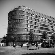 Department store Sokos, 1947