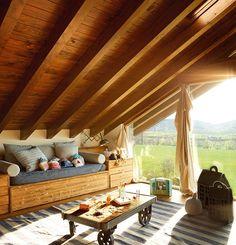 CEPAYNASI: çatı katı......