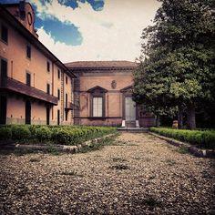 Progetto Instagram iPhone: Paesaggi, Villa Demidoff (Firenze). Art Director: Lapo Secciani Photographer: Lapo Secciani.