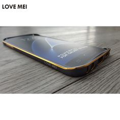 LOVE MEI Metal Aluminum Bumper for SAMSUNG Galaxy S7/ S7 Edge Curved Edges Housing Frame for SAMSUNG Galaxy S6 Edge/S6 Edge Plus