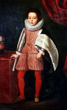 A Young Nobleman -- by Justus Sustermans (1597 – 1681, Belgian)