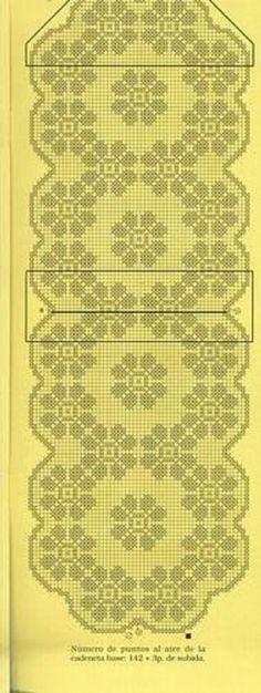 REGINA RECEITAS DE CROCHE E AFINS: graficos de croche.