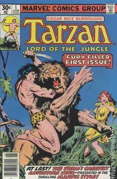 TARZAN 1, BRONZE AGE MARVEL COMICS