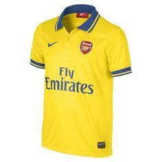 Arsenal FC (England) - 2013/2014 Nike Away Shirt