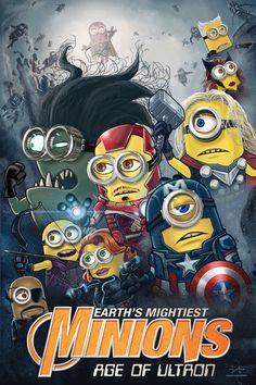 Avengers minions