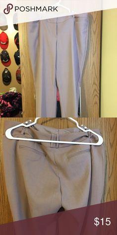 New the limited dress pants mauve Beautiful limited Mauve dress pants drew fit The Limited Pants Straight Leg