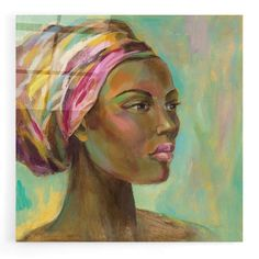 Canvas Art Prints, Canvas Wall Art, Framed Canvas, Framed Prints, Work In Japan, Original Paintings, Original Art, African Women, African Beauty