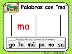 Freebielicious: Making Words in Spanish