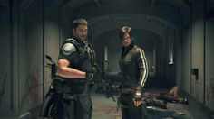 The NextResident Evil CG Movie Offers a Ballet of Blood