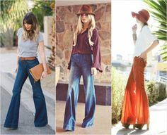 Trend di stagione: il ritorno della moda anni 70