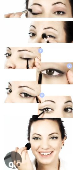 glo Professional's Kate McCarthy teaches the classic Cat-Eye look in this How-To Video!
