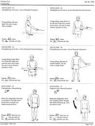 Torn Rotator Cuff Rehab Exercises - - Yahoo Image Search ...