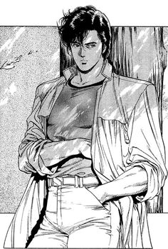 Ryo Saeba from City Hunter