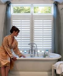 Designer Roman Shades Stripes Bathroom Window Curtains