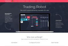 """Infos über Binary Software """"Trading Robot"""" für binäre Optionen #binarysoftware #tradingrobot #binäreoptionen"""