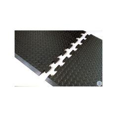 Mata antyzmęczeniowa modułowa Diamond Top Interlock Diamond, Tops, Diamonds