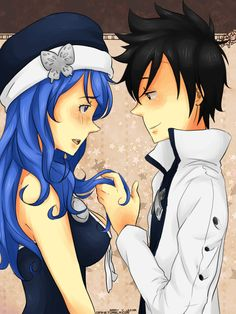 this is actually my first gray x juvia fanart! XD my ultimate OTP in fairy tail ♥♥ they are so meant for each other hahaha i even made a compilation of them hahaha part 1: part 2: hahah...