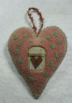 """Art Journey: """"Rusty Heart"""""""