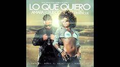 Amara Feat. Fuego - Lo Que Quiero (Electro Merengue)