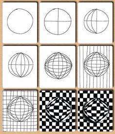 Optical illusion fast finishers activity - display this pic for kids to go on with