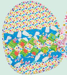 Easter Egg Place Mat: sewing & embroidery: Shop | Joann.com