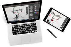 iPadを液晶ペンタブレット化するアプリ『Astropad』がすごい!! - techjo