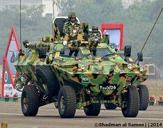 Bangladesh Army Otokar Cobra