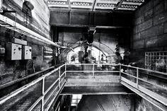 Tesla Electricity, Hydroelectric Power, Toronto Life, Left Alone, Hidden Treasures, Urban Life, Built Environment, Photo Essay, Ontario