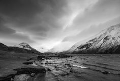 https://flic.kr/p/DvYV1h | Wasdale storm clouds | Wasdale on a stormy afternoon in January where the wind was bitterly cold and it was hard to stand at times.