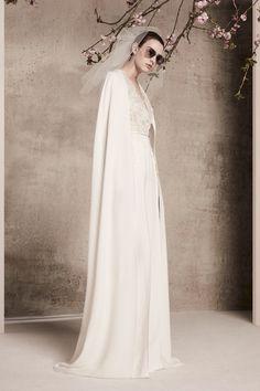 Elie Saab Bridal Spring 2018 Collection Photos - Vogue