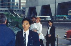 SARAH DUCHESS OF YORK IN HONG KONG 1994