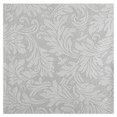 Andrea Rug, grey vine/ leaf motif