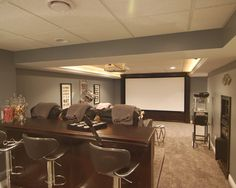 Basement Interior Decorating Plans Design, Pictures, Remodel, Decor and Ideas - page 14