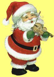 KERSTMANNEN, kerstanimaties en kerstplaatjes bij Kerst bij Annemiek