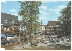 De kei 's Gravelandseweg jaren zestig