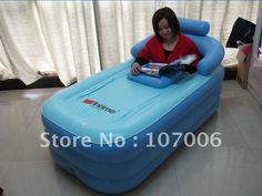 Find More Tubs Information About Free Shipping//Folding Inflatable Bathtub  Portable Bath Tub Spa