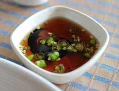 So why make vegan fish sauce? Well, if you like to make your own vegan Thai or Vietnamese food, fish sauce is a very common ingredient and gives these cuisines a nice flavor. I used this vegan fish sauce recipe in Nuoc Cham (the sauce used for Bun Chay aka vermercelli salad bowls) and you can also use it to season fresh Thai papaya salad. (It's made with green unripe papaya and is more like a raw squash).