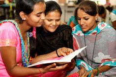 In 2007 the Sambhali Trust was founded with the intent of promoting self-esteem, economic independence, and the development of a skill set and social skills as a means of combating the traditionally enforced subordination of women within Rajasthani society. Photo: Copywright www.francisco-desouza.com www.planetwheeler.org Woman Within, Co Founder, Social Skills, Self Esteem, Lonely Planet, Trust, Foundation, India, Couple Photos