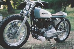 """Harley-Davidson XLH 1000 Sportster """"Ironhead"""" by One Down Four Up motorcycles"""