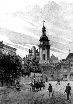 Ретро-фото про Львів