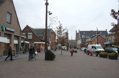 Drunen : town center.